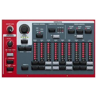 Nord Stage 3 HP76 Digital Piano - Organ Section