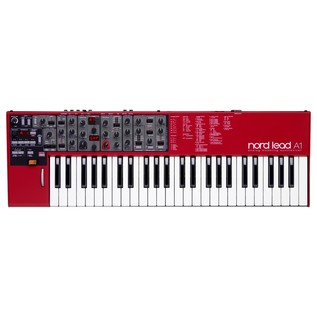 Nord Lead A1 Analogue Modelling Synthesizer - Main