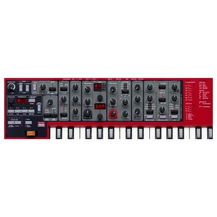 Nord Lead A1 Analogue Modelling Synthesizer - Top Panel