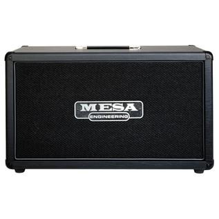 Mesa Boogie Rectifier 2x12 Cabinet w/ Wheels