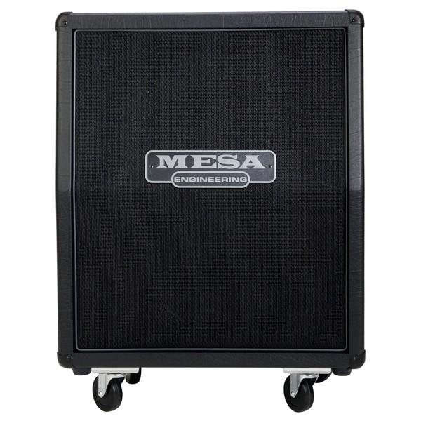 Mesa Boogie Rectifier 2x12 Vertical Slanted Cabinet w/ Wheels