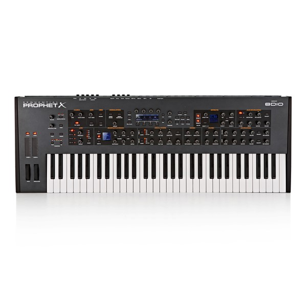 Sequential Prophet X Analog Synthesizer - Main