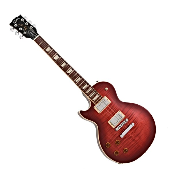 Gibson Les Paul Standard 2018 Left Handed, Blood Orange Burst