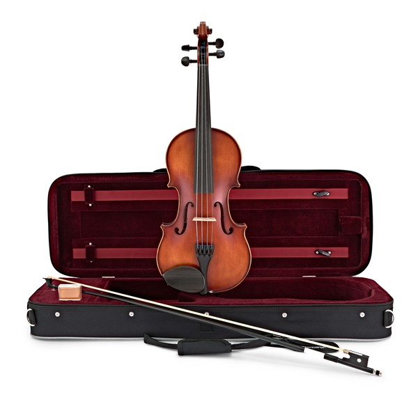 Primavera 200 Antiqued Violin Outfit, 4/4