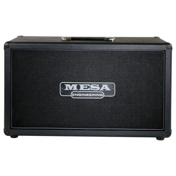 Mesa Boogie Road King Rectifier 2x12 Cabinet w/ Wheels