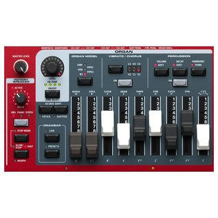 Nord Stage 3 Compact Digital Piano - Organ Section