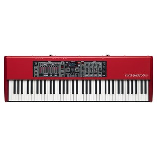 Nord Electro 5 HP 73 Weighted - Front