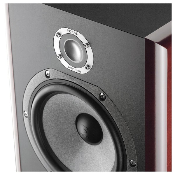 Focal Solo 6 BE Active Studio Monitor Speaker (Single) - Close Up