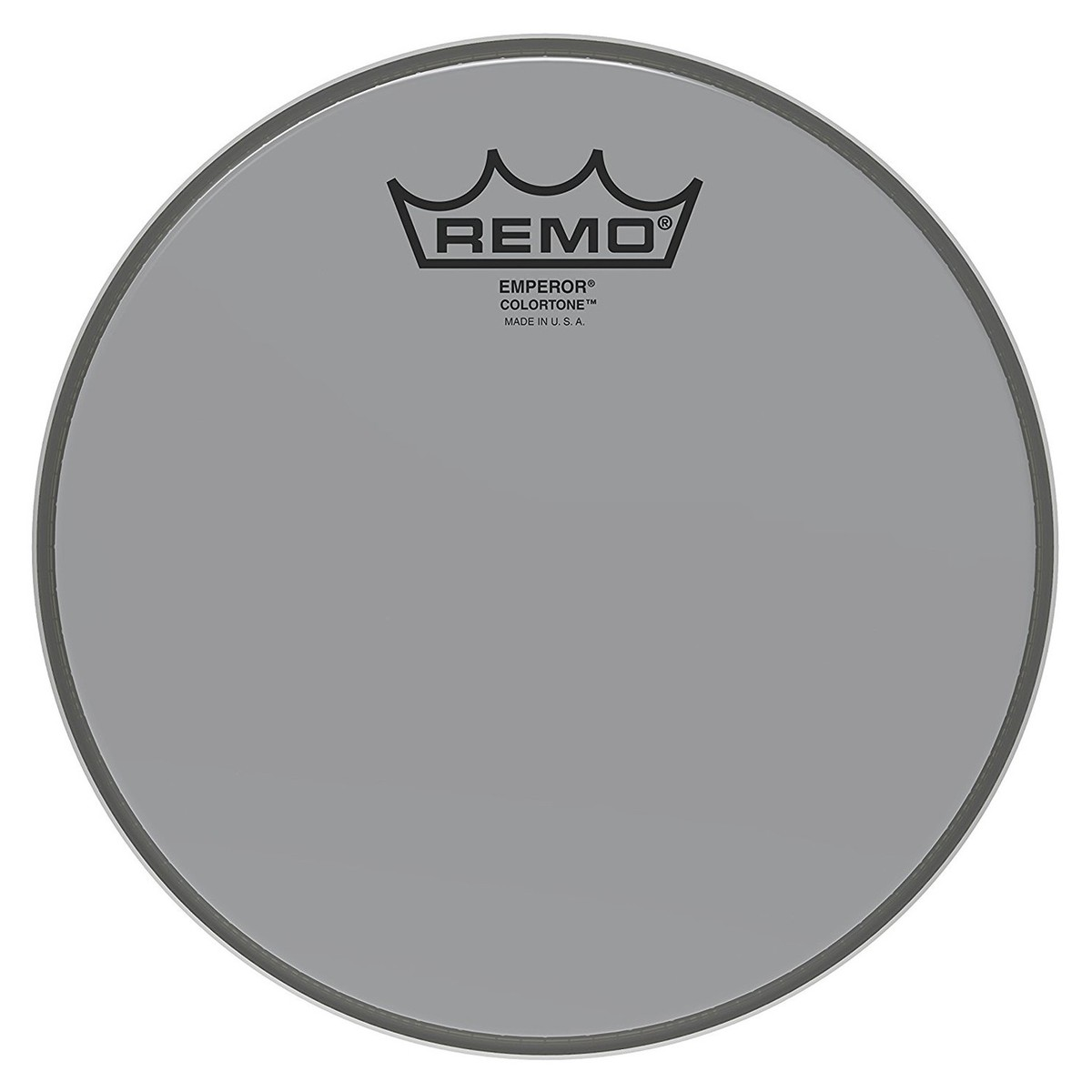 Click to view product details and reviews for Remo Emperor Colortone Smoke 8 Drum Head.
