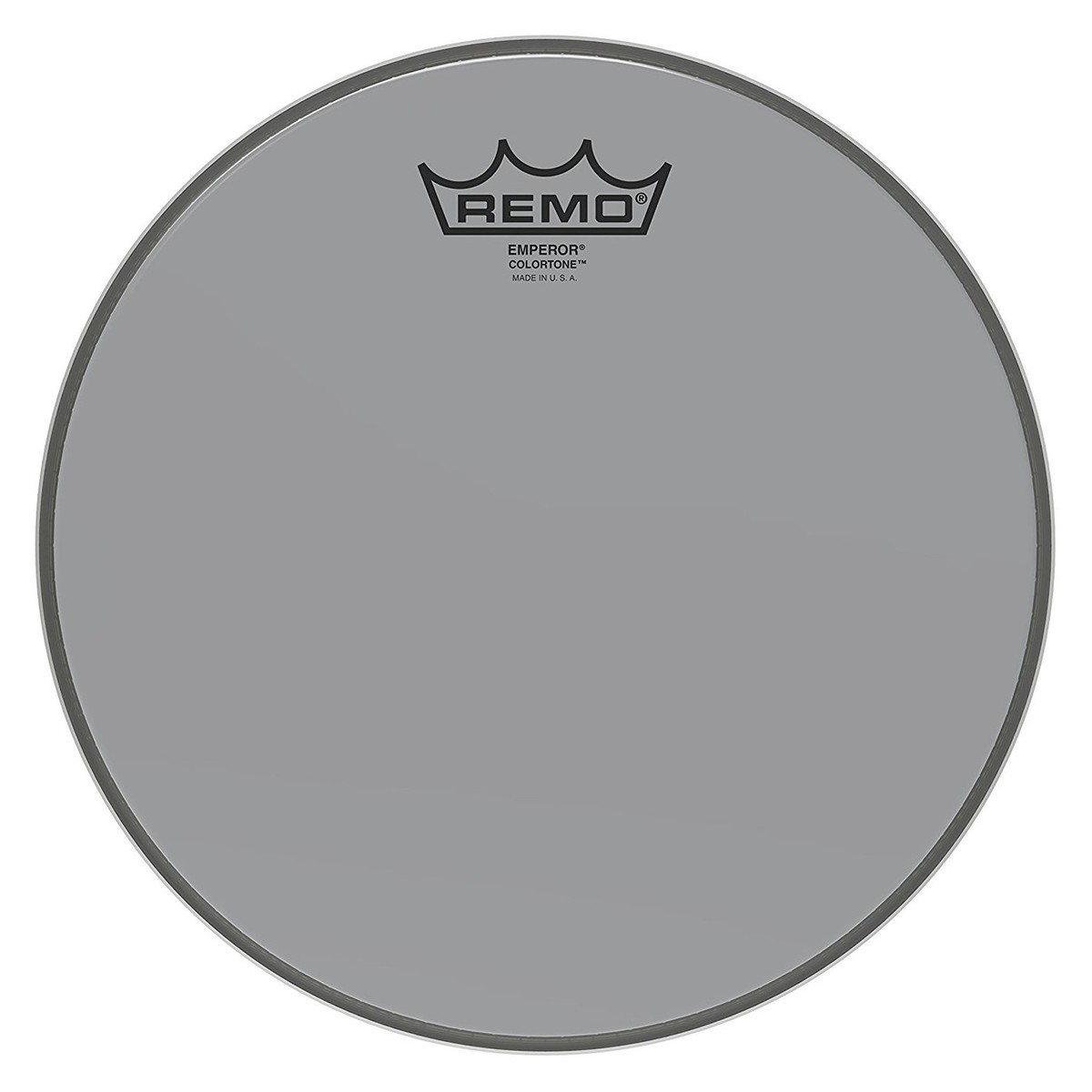 Click to view product details and reviews for Remo Emperor Colortone Smoke 10 Drum Head.