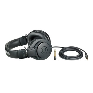 Audio Technica ATH-M20x Professional Monitor Headphones with Cable