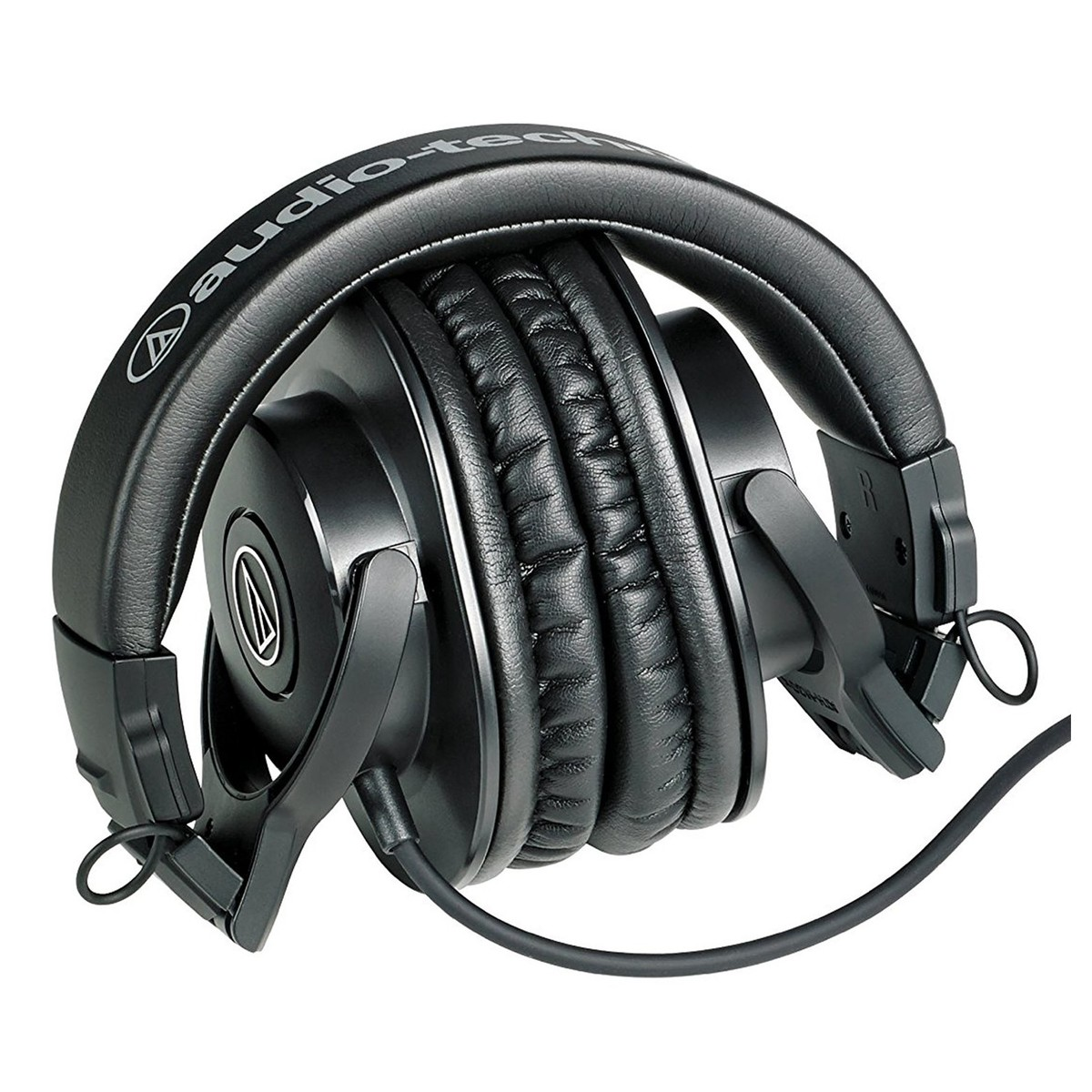 audio technica ath m30x professional monitor headphones at gear4music. Black Bedroom Furniture Sets. Home Design Ideas