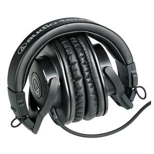 Audio Technica ATH-M30x Monitor Headphones, Folded