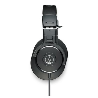 Audio Technica ATH-M30x Professional Monitor Headphones, Side View