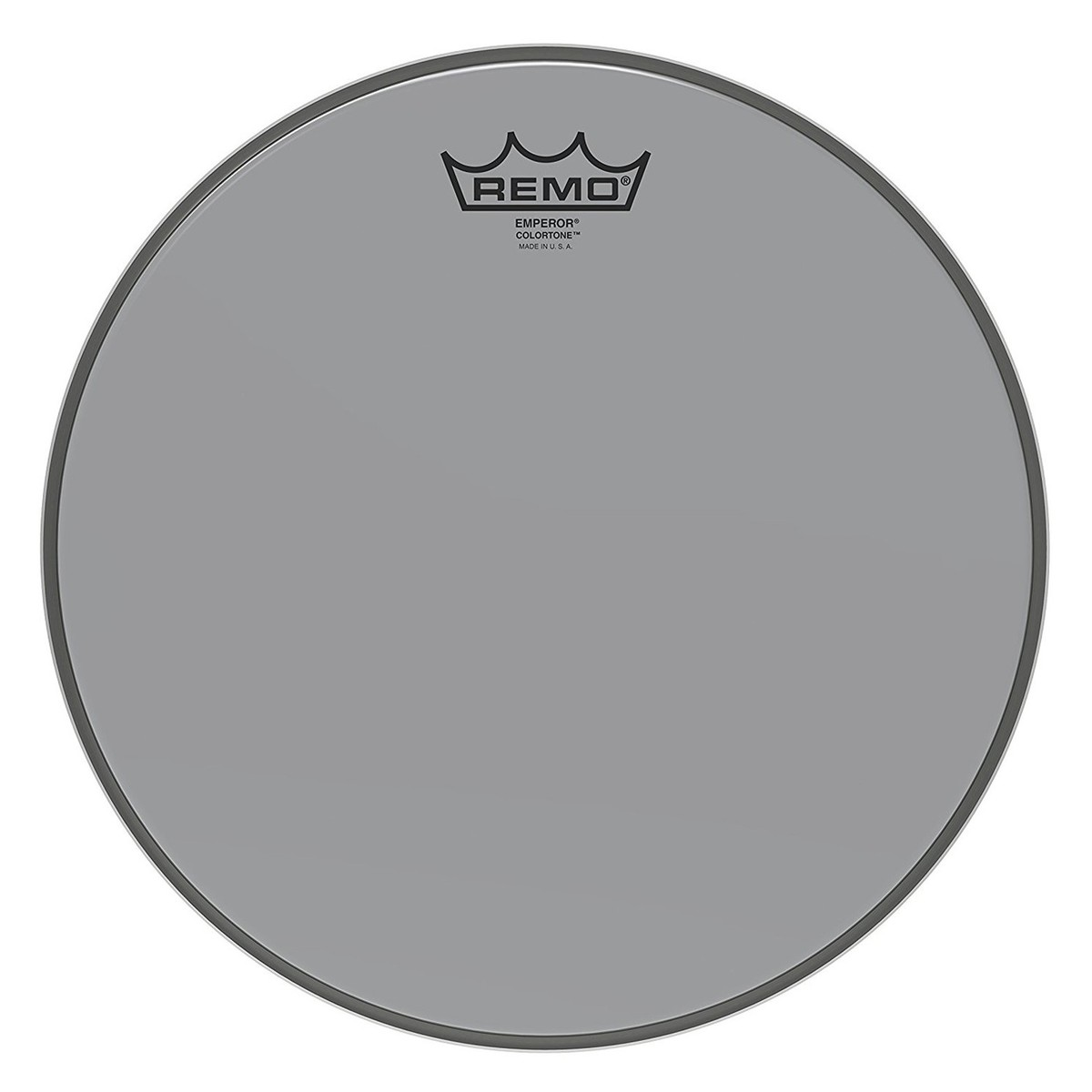 Click to view product details and reviews for Remo Emperor Colortone Smoke 12 Drum Head.