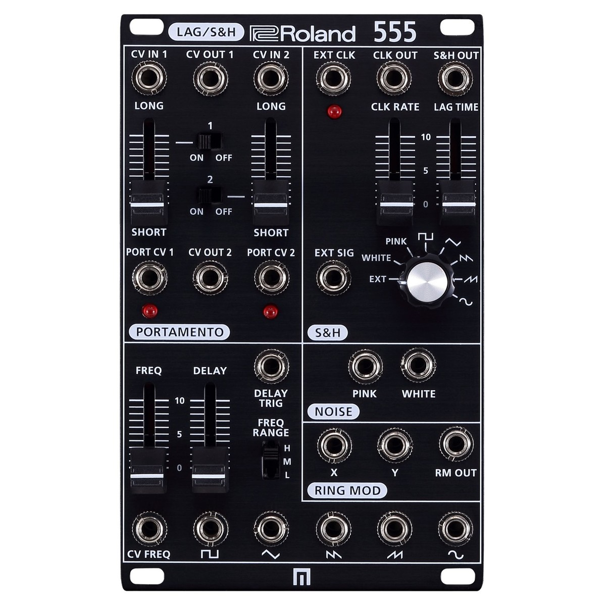 Click to view product details and reviews for Roland System 500 555 Lag Sh Module 16hp.