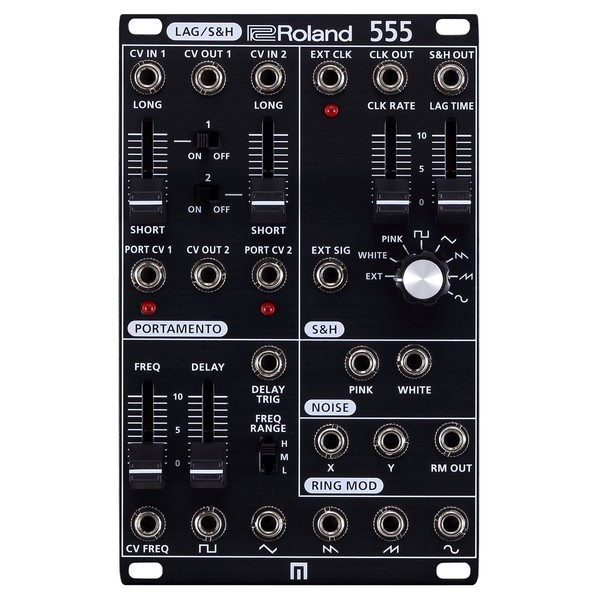 Roland System-500 555 LAG/S&H - Top