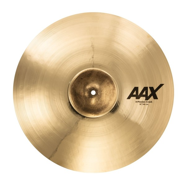 Sabian AAX 19'' X-Plosion Crash Cymbal, Brilliant