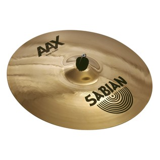 Sabian AAX 18'' Stage Crash Cymbal, Brilliant Finish - Main