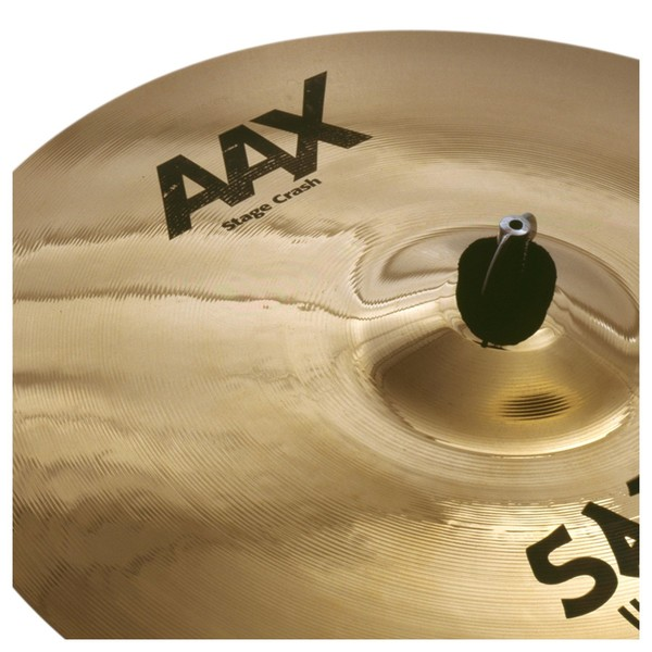 Sabian AAX 18'' Stage Crash Cymbal, Brilliant Finish - Main