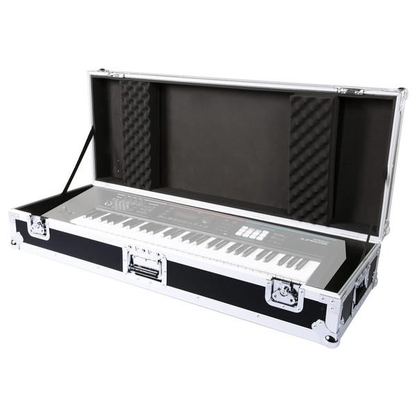 Roland RRC-61W 61 Key Keyboard Case with Wheels