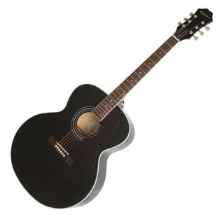 Epiphone EJ-200 Artist Acoustic, Translucent Black