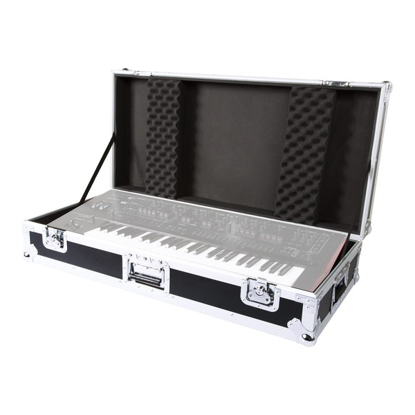 Roland RRC-49W 49 Key Keyboard Case with Wheels