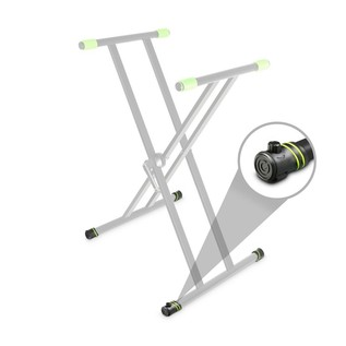 Gravity KS Varifoot Leveling Foot For Keyboard Stands On Stand