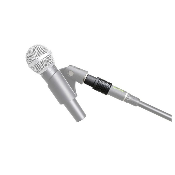 Gravity MSQC rask Coupler Crown For mikrofon klipp | Gear4music