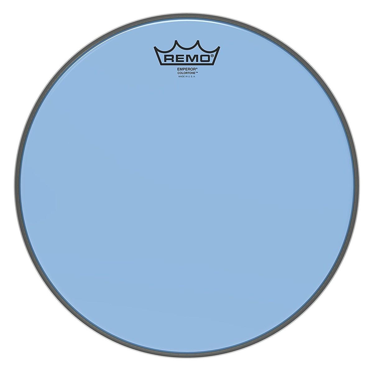 Remo Emperor Colortone Blue 13 Drum Head