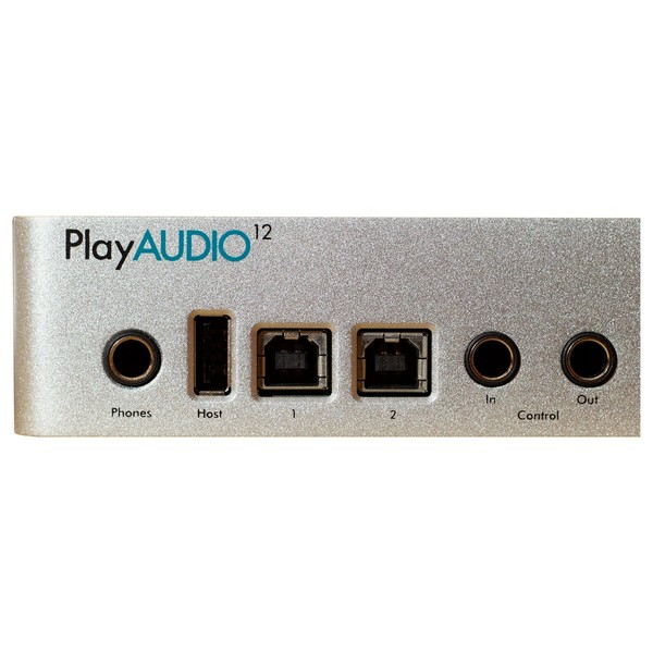 iConnectivity PlayAUDIO12 Audio Interface - Front Detail