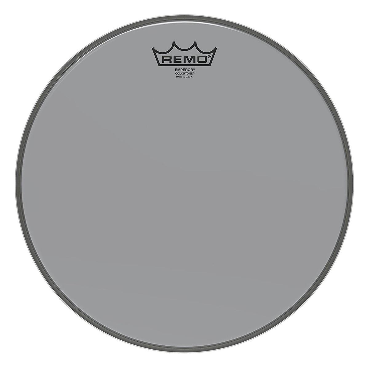 Remo Emperor Colortone Smoke 13 Drum Head