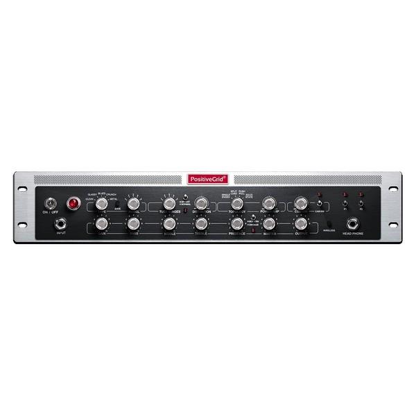 Positive Grid BIAS Rack 600w Amp Match Rackmount Amplifier Front
