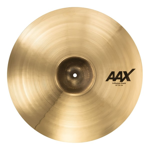 Sabian AAX 20'' X-Plosion Crash Cymbal, Brilliant main