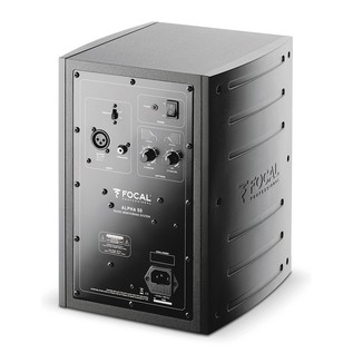 Focal Alpha 50 Active Studio Monitor - Back