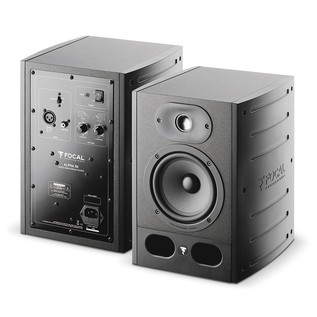Focal Alpha 50 Active Studio Monitor - Front and Back