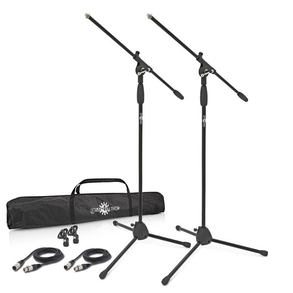 Boom Microphone Stand Kit by Gear4music