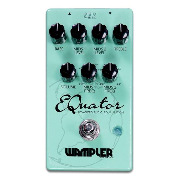Wampler EQuator Pedal