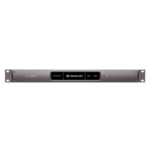 Universal Audio UAD-2 Live Rack, Core - Main