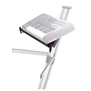 K&M 18876 Keyboard Controller Tray