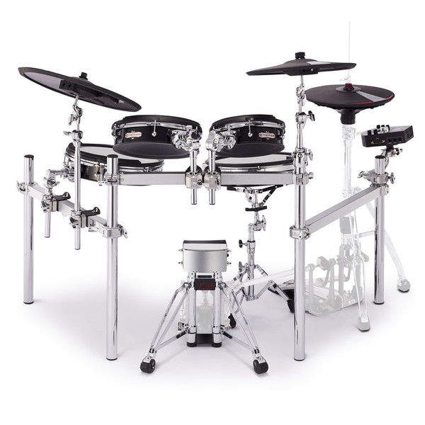 Pearl e/MERGE Traditional Electronic Drum Kit, Powered By Korg