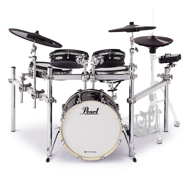 Pearl e/MERGE Hybrid Electronic Drum Kit, Powered By Korg