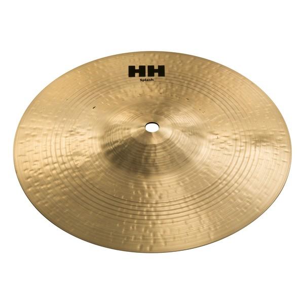 Sabian HH 12'' Splash Cymbal, Natural Finish - Main