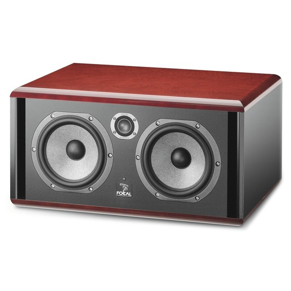 Focal Twin 6 BE Active Studio Monitor Speaker (Single) - Angled Front