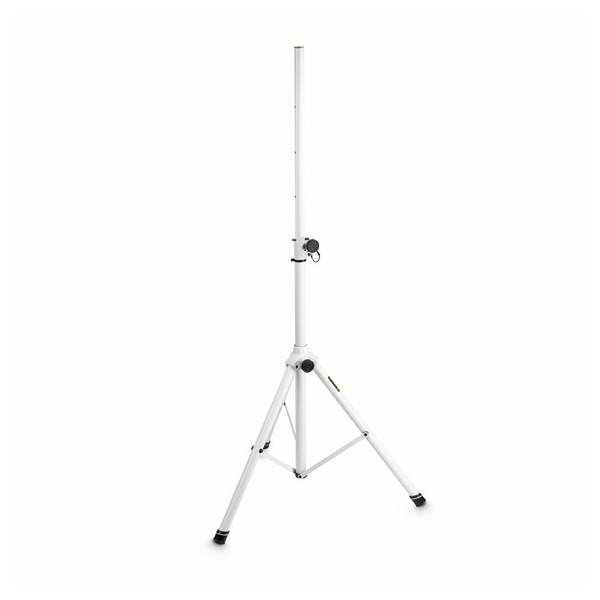 Gravity SP5211W Speaker Stand, White