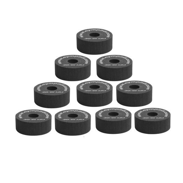 Cympad Optimiser 10 Pack Black