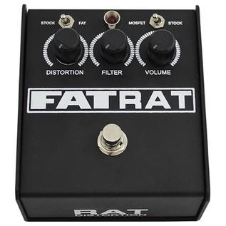 Pro Co Fat Rat Distortion Pedal
