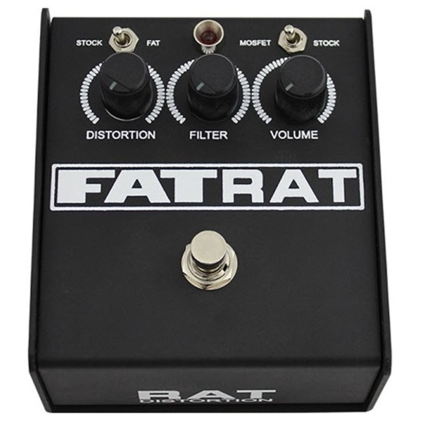 Pro Co Fat Rat Distortion Pedal