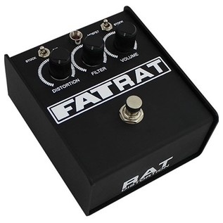 Pro Co Fat Rat Distortion Pedal - angle