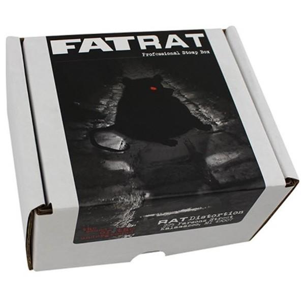 Pro Co Fat Rat Distortion Pedal - box